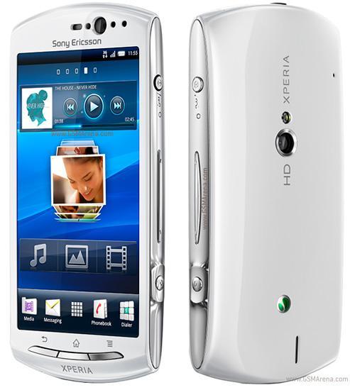 Sony Ericsson Xperia neo V 3G... Autors: estrella Jaunākie telefoni. 11. daļa.