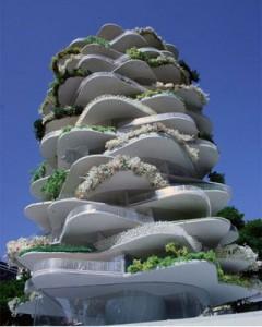 Mājakaktuss Holandē    Zaļās... Autors: Nikon259 Dažas ļoti interesantas celtnes pasaulē