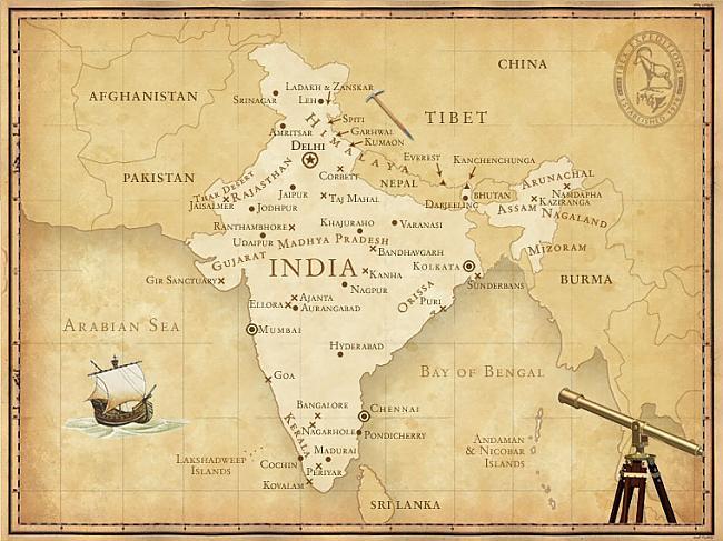 Indija Parasti par ugunskrustu... Autors: Mr Cappuccino Ugunskrusts