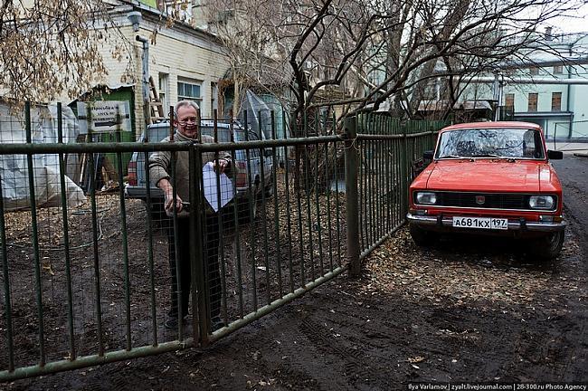 Viktors patiešām izskatās ... Autors: Meunis Viktora māja pie Kremļa...