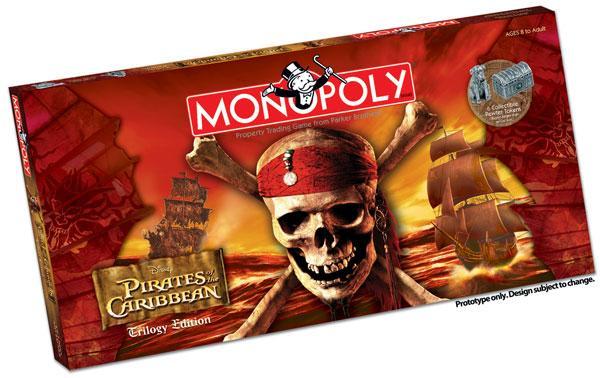 Autors: monstris Monopoly  pasaule