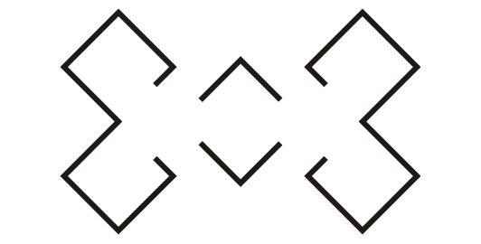 Mēness zīmeKā mitoloģisks... Autors: Fosilija Seno latviešu zīmes un simboli.
