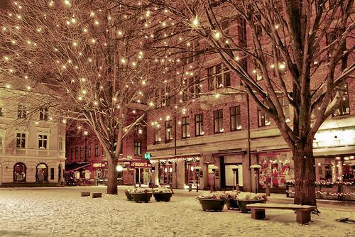 Mēs varam tikai sapņot lai... Autors: BrūnaisLācītis Ziemassvētki....