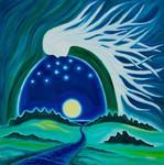 Eņģelis Lauma Priekule Autors: melodie Viluzorā māksla