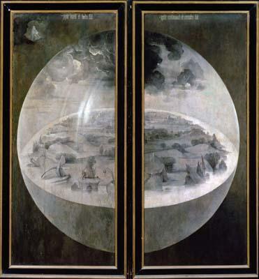 Pasaules radīšana Bosch Autors: melodie Viluzorā māksla