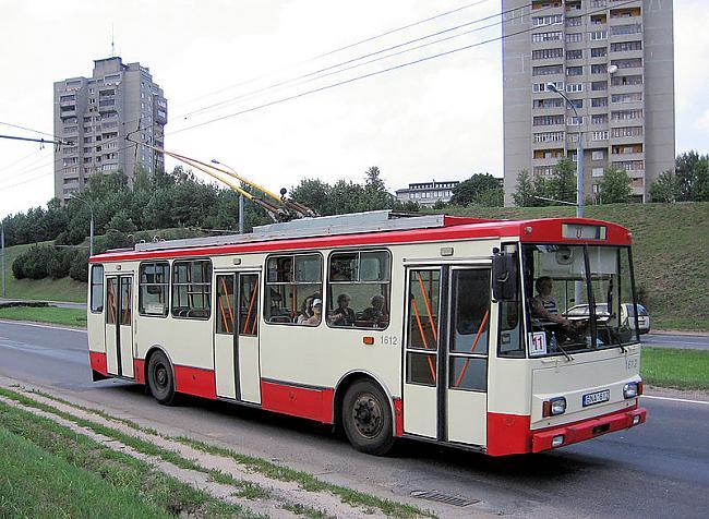 Igaunija Autors: trions Trolejbusu satiksme pasaulē