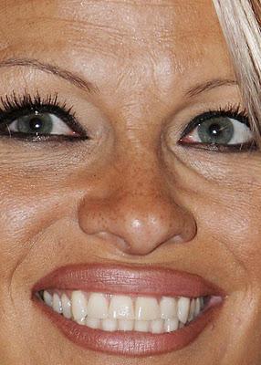 Pamela Anderson Autors: Traktoristss Slavenības no tuvuma #2