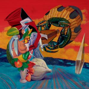Octahedron 2009 The Mars Volta... Autors: Manback Ceļojums rokmūzikā: The Mars Volta
