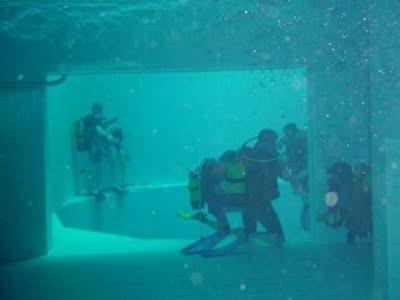 Autors: ZveeRiņš Dziļākais baseins pasaulē.