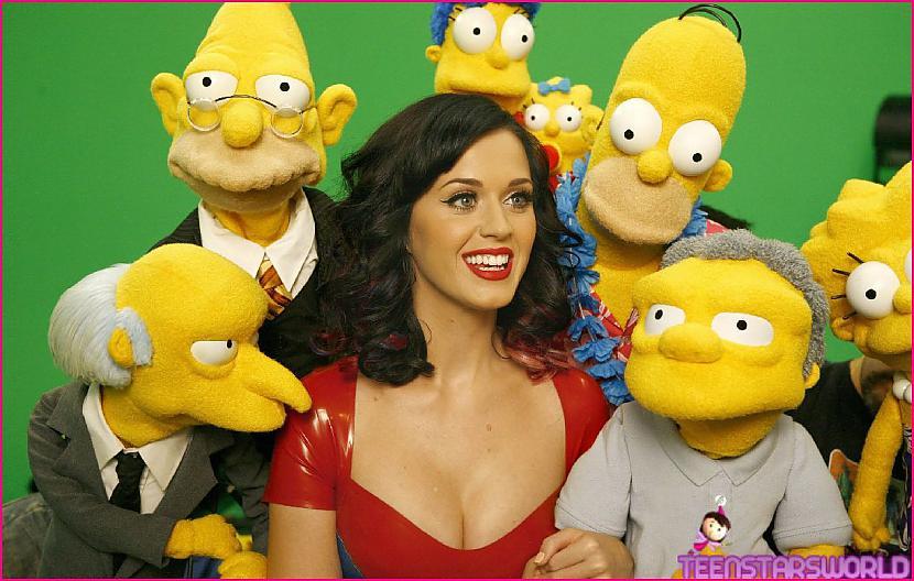 Simpsoniem pieder ne tikai... Autors: LielaisLempis Nedzirdēti fakti par Simpsoniem.