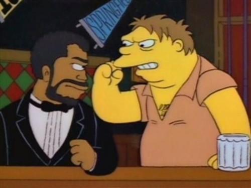 Un kā pēdējais būs tāds... Autors: LielaisLempis Nedzirdēti fakti par Simpsoniem.