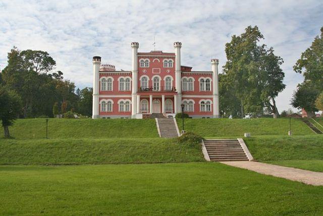 Bīriņu pils Celta Augusta fon... Autors: gurkjis Latvijas pilis