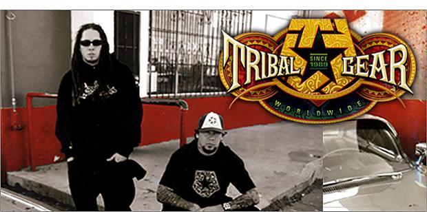 Autors: Tribal Tribal Gear.