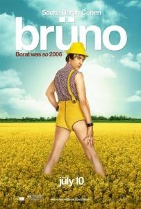 Autors: SandruciS 10 iemesli, lai noskatītos «Bruno»