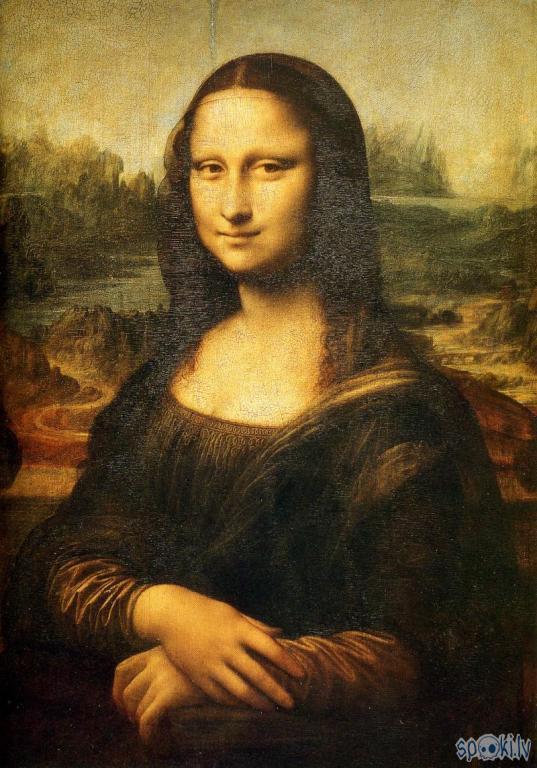 Autors: hanny Dators atšifrē Monas Lizas smaidu