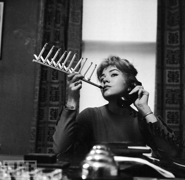 Cigarešu turētājs 1955 Autors: dea nejēdzīgi izgudrojumi.
