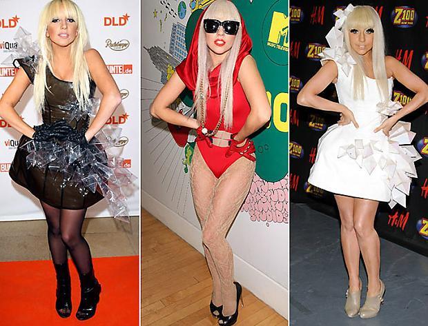 Lady Gagas izvēlēta poza... Autors: LaVonDeeda Mīļākās slavenību pozas un žesti