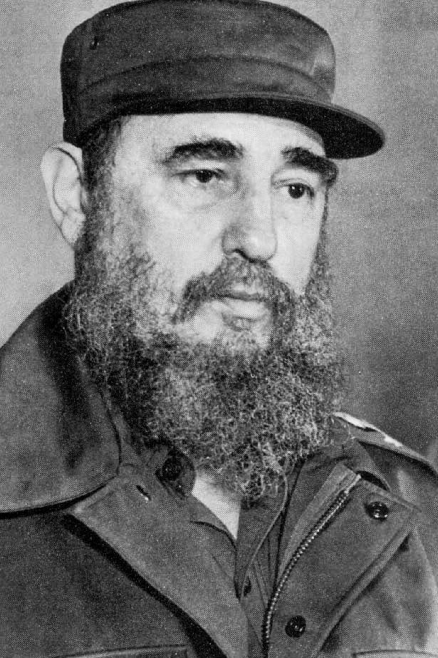 Fidels Kastro  pēc revolūcijas... Autors: Fosilija Visu laiku ikoniskākās personības (1. daļa)