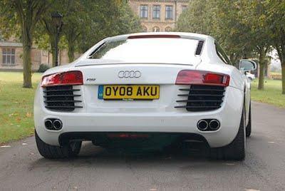 49 Audi R8  187mph Autors: PankyBoy 50 ātrākie auto pasaulē