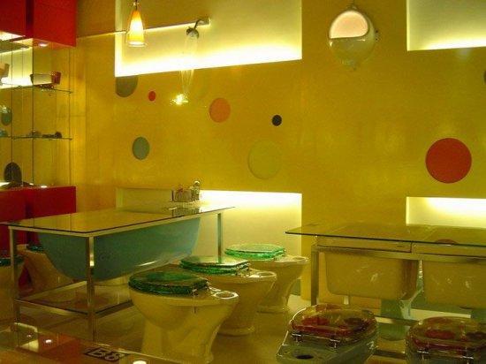 Modern Toilet Taipei Taiwan... Autors: Kāmis Visjocīgākie restorāni pasaulē