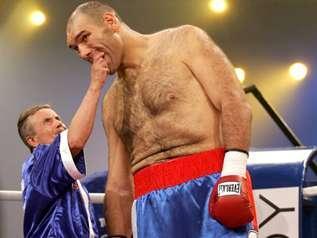 Nikolajs Valujevs Viens no... Autors: PankyBoy 10slaveni bokseri