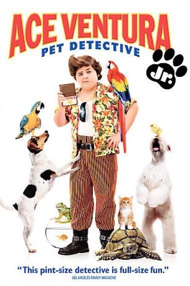 Resnais kretīns Autors: BoyDestroy Ace Ventura: Pet detective 3?