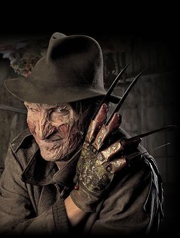 One two  Freddy is coming for... Autors: rudix šausmu filmu tēli !