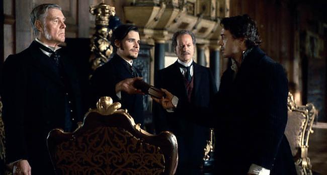 Autors: Fosilija Filmu mīļiem - Sherlock Holmes