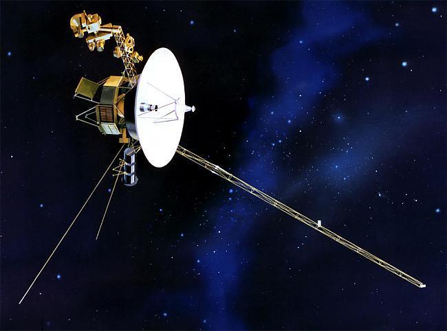 Voyager 1 Autors: Fosilija Visuma noslēpumi...