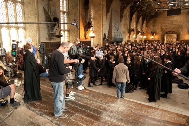 Visiem aktieriem kopā tika... Autors: elements Harija Potera aizkadri