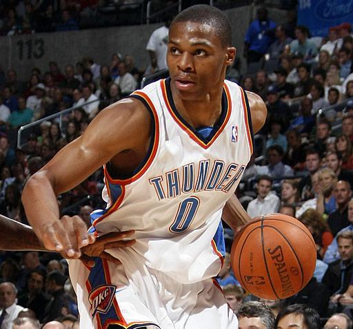 2 vieta  Russell Westbrook... Autors: Fosilija Mans NBA Top 10 Spēlētāji PG