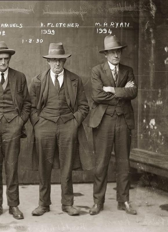 Pa vidu šajā foto Asiņainais... Autors: Santa Maria de Claus Gangsteri 20. gadsimta sākumā
