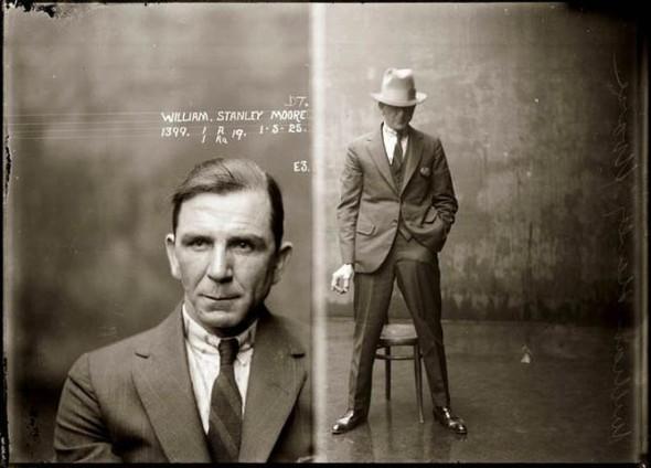 Šis rūdītais bandīts vārdā... Autors: Santa Maria de Claus Gangsteri 20. gadsimta sākumā