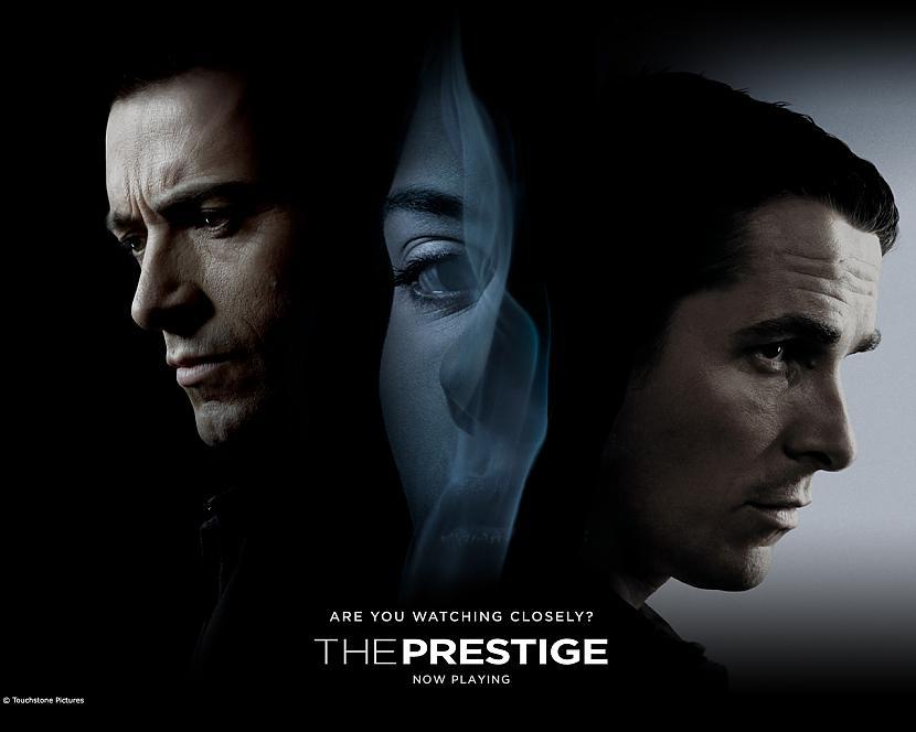 The Prestige Uz scarono brīdi... Autors: JRoss Tās Filmas...
