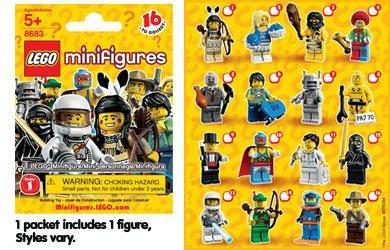 Šādi viņi izskatās iepakoti... Autors: Fosilija Mani ''Lego'' cilveciņi (Minifigure