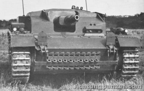 Tāpēc tika uzsākta artilērijas... Autors: cornflakes WW2 vācu tanku-iznīcinātāji un mobilā artilērija