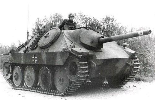 Tomēr čehu industrija steidza... Autors: cornflakes WW2 vācu tanku-iznīcinātāji un mobilā artilērija