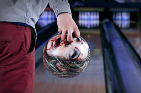 Jā tā ir boulinga bumba Tā... Autors: AldisTheGreat 12 Satriecošākās boulinga bumbas.