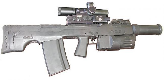 ASh Triecienšautene ar 127... Autors: Maršals Žukovs Daži ieroči (RUS)