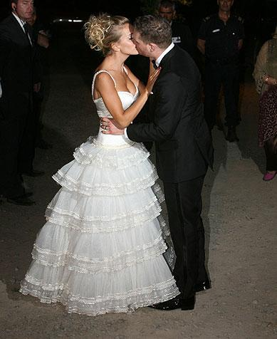 2011gadā apprecējās ar slaveno... Autors: magone1399 Luisana Lopilato