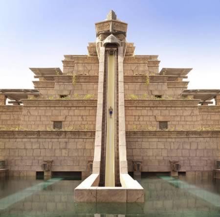 Luksus kūrorta Atlantis The... Autors: AldisTheGreat 8 Kolosālākie slīdkalniņi.