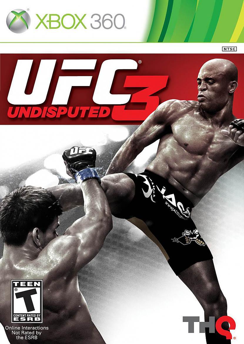 2 Autors: Fosilija UFC undisputed 3