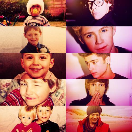 Scaronī jautrā puiscaronu... Autors: TheAnniene One Direction: A year In Making.