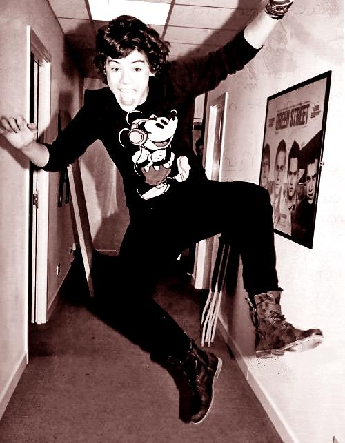 Harijam nepatīk  smēķēšana... Autors: TheAnniene One Direction: A year In Making.