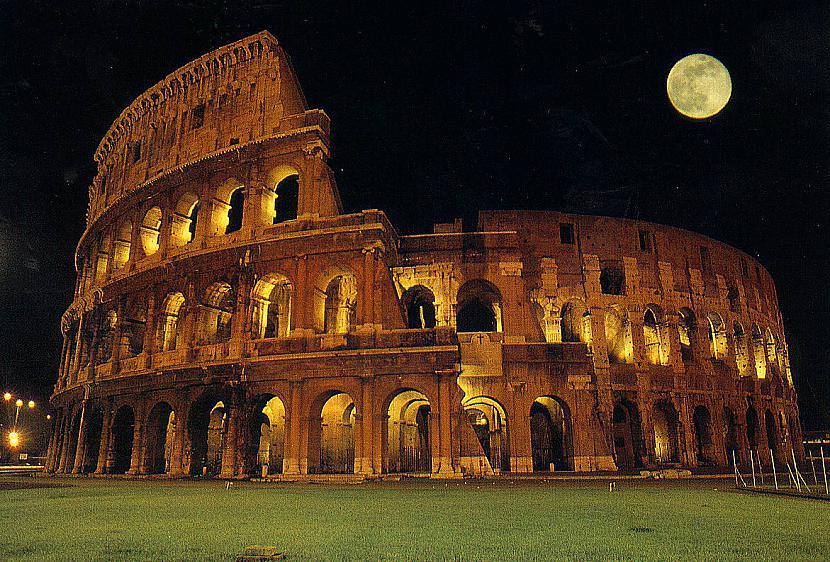 Flavian Amphitheatre Autors: reinars22 Pasaules skaistākās celtnes.
