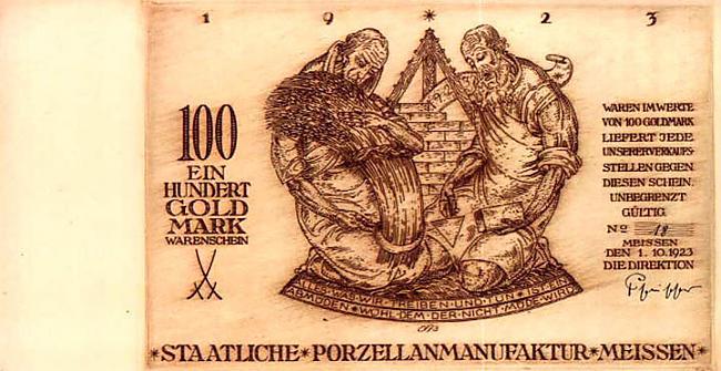 100 triljoni markasLīdz 1... Autors: Fallenbeast Vislielākās banknotes pasaules vēsturē