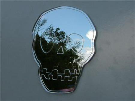 Galvaskausa spogulisBailīgi... Autors: AldisTheGreat 10 Neparasti spoguļi.
