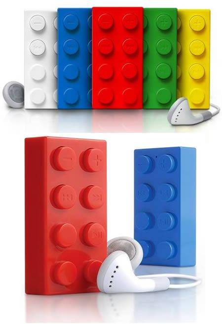 LEGO Mp3 atskaņotājsTam ir... Autors: AldisTheGreat Kolosālākie MP3 atskaņotāji!