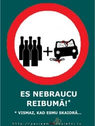 Ceļu policisti stāsta ka... Autors: Pankeris Nebrauc dzēris-Dārgi būs!