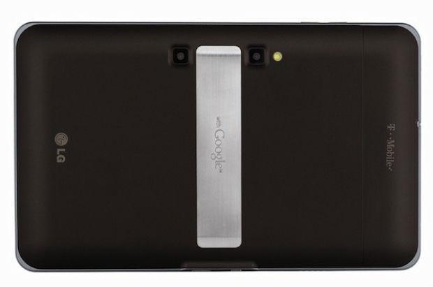 Pirmais iespaids paņemot rokās... Autors: Awere85 LG V900 jeb LG Optimus Pad 3D planšetdators